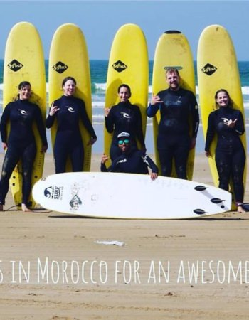 Magic Surf Morocco – Villa Shangri-La – Surf & Yoga