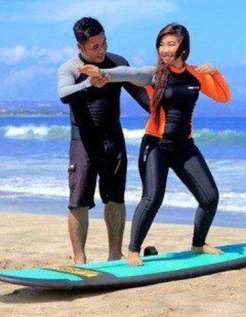 WINDY SUN Bali surf school, Legian Beach
