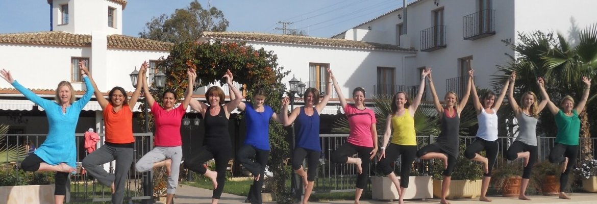 Yoga & Pilates Holidays, Spain